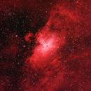 Eagle Nebula,                                timmcq1
