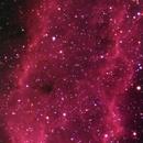 California Nebula (NGC 1499) H-alpha / RGB,                                rdk_CA