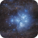 M45-The Pleiades!,                                Mohammad Nouroozi