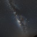 Milky Way over the volcano,                                Bogdan Borz