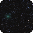 Comet Lovejoy on October 12, 2013,                                mikebrous