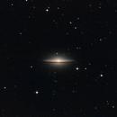 M104 Galaxia del Sombrero (Powermate2X),                                Astroneck