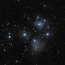 M45 Star Cluster,                                Richard Sweeney