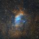 Bubble Nebula/NGC 7635,                                John Kroon