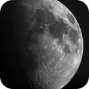 Moon on April 2nd, 2020 - 24parts mosaic,                                Michael S.
