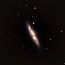 M82 Cigar Galaxy,                                poblocki1982