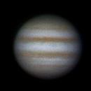 Rotation of Jupiter (14 jan 2015, 22:11-23:13),                                Star Hunter