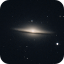 Sombrero Galaxy M104,                                Mike Bleiweiss
