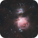 M42 with cooled DSLR (only in winter),                                Christophe Perroud