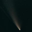 Comet C/2020 F3 (Neowise) on 20 July 2020,                                gigiastro
