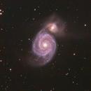 M51 - Crop,                                Friesenjung