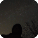 Andromeda beside my head,                                Edward