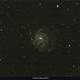 Pinwheel Galaxy (Messier 101),                                Svennie46
