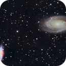 M81 & M82 with QHY 163C,                                Carlos Alfonso To...