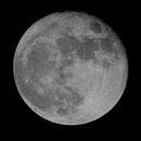 """""""Super Moon"""" December 2016,                                Jan Scheers"""