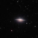 M104,                                starfield