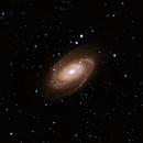 M81-Bode's galaxy,                                gibran85