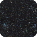 Messier 46 and Messier 47,                                Chris Westphal