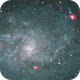 M33 Triangulum Galaxy in Full Resolution,                                Chen Wu