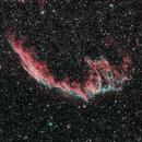 Eastern Veil Nebula, NGC 6992,                                Nicholas Gialiris