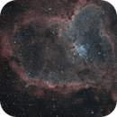 The Heart  & Fish Head Nebula,                                Chris Parfett @astro_addiction