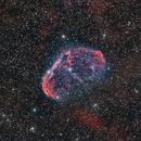 NGC 6888 The Crescent Nebula,                                Elmiko