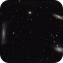 Leo Triplet M65 M66 NGC3628,                                CarlosSagan