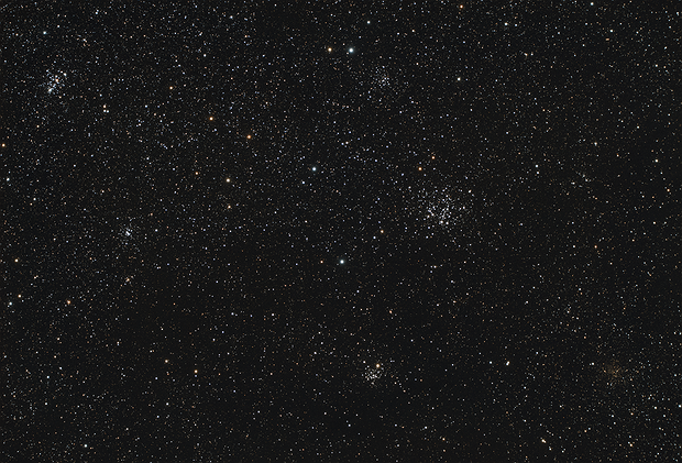 Cassiopeia clusters,                                Tom914
