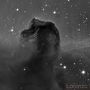 B 33 - Horse head nebula,                                Lorenzo Siciliano