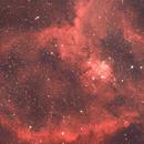 IC 1805 - Heart Nebula,                                Alessandro Iannacci