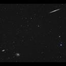 NGC5905, NGC5907 & NGC5908 with two scopes,                                Göran Nilsson