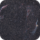 Veil Nebula,                                The Disastronomers