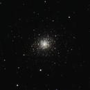 M92 Globular Cluster in Hercules,                                xs4allan