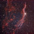 Veil Nebula,                                David McClain