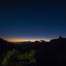 Venus, Tenerife island with Teide volcano & Roque Bentayga,                                Mikhail Vasilev