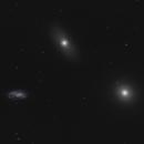 M105 & NGC3384 & NGC3389,                                Gary Imm