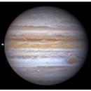 Jupiter and Saturn collage April 7 2021,                                Kevin Parker