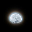 The Moon is on fire,                                Alessandro Merga