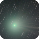 C/2014 Q2 (Lovejoy) - with star trails,                                Henry Kwok
