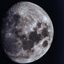 Moon - 3-8-2017,                                Andy Harrell