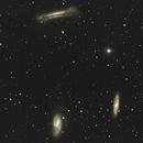 Leo Triplet (M65, M66, NGC 3628),                                James Schellenberg