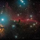 Horse Head Nebula - ic 434,                                andrealuna