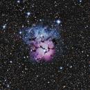 Trifid-Nebel,                                Gendra
