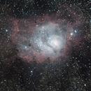 M8  The Lagoon Nebula,                                Ray Heinle