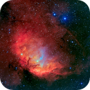 SH2-101 and The Cygnus X-1 Black Hole Shockfront,                                Kevin Morefield
