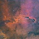The Elephant's Trunk Nebula DSLR,                                Kai Albrecht