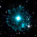NGC 6543, Cat's Eye Nebula, a feeble attempt to get it!,                                Przemysław Majewski & teleskopy.pl