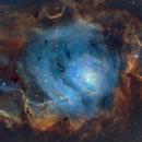M8-SHO-First Light,                                AstroHawk