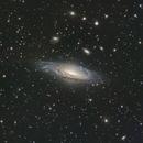 NGC 7331,                                Ara