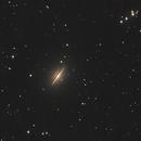 M104 - Sombrero Galaxy,                                Ahmet Kale